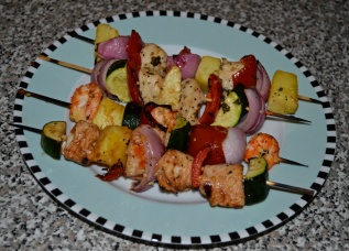 Kabobs are back!
