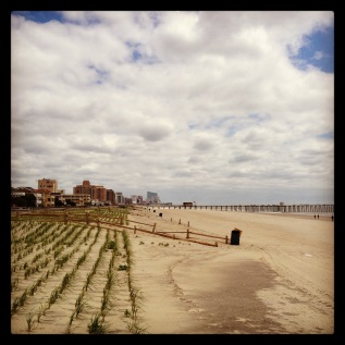 Boardwalk Run to Atlantic City!